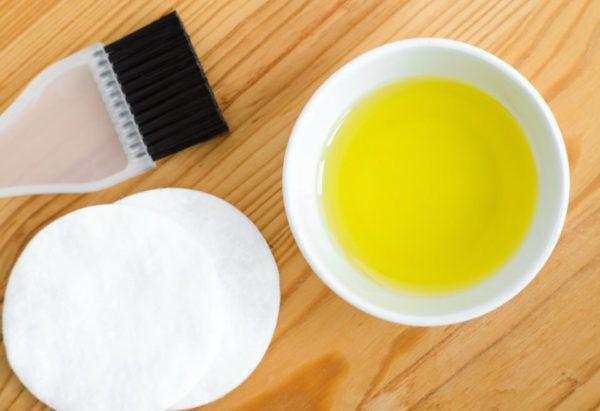 Desmaquillarte con aceite de oliva