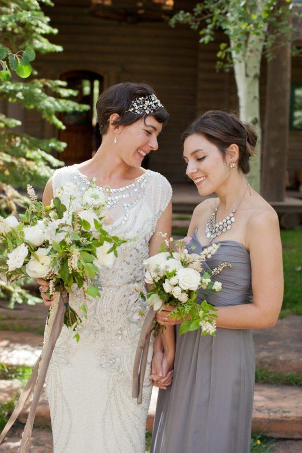 Hairstyles with short hair for wedding 2020 - Blogmujeres.com