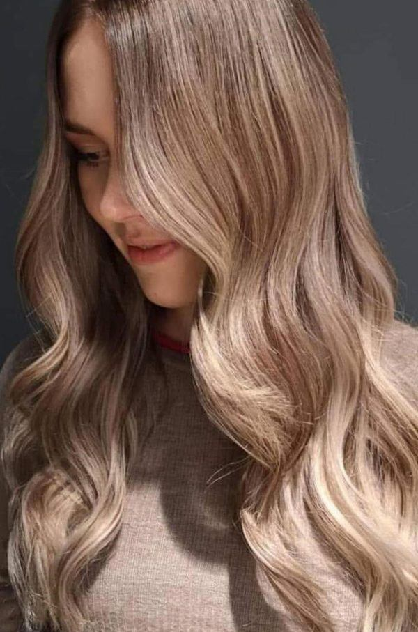 10 hairstyles for long and loose hair 2020 - Blogmujeres.com