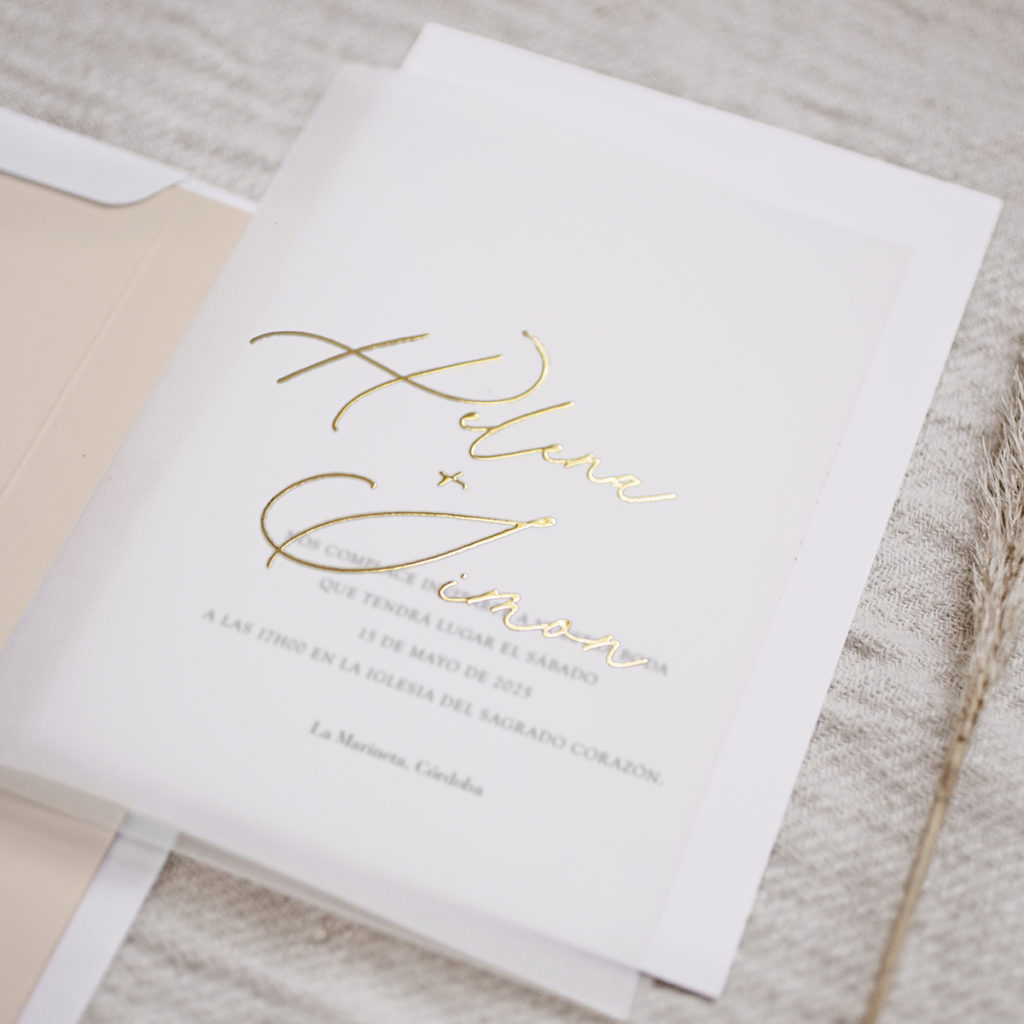 How to choose your wedding invitations? - Blogmujeres.com