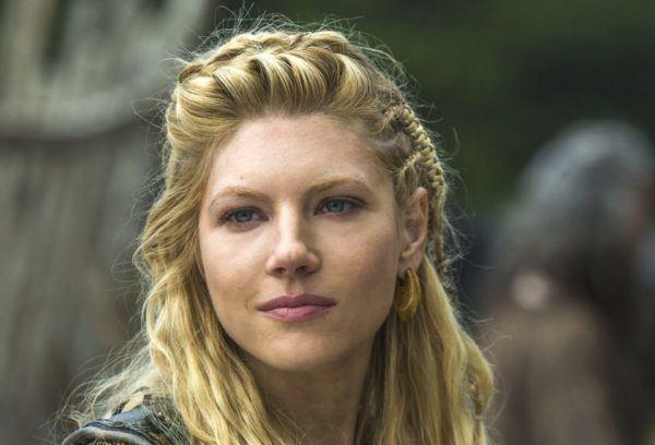 Peinados Vikingos de Lagertha