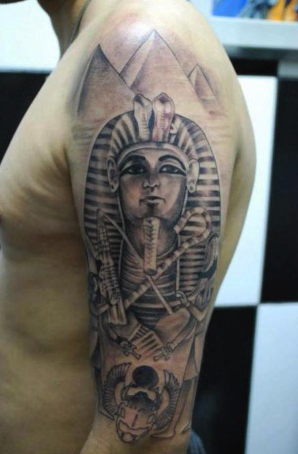 Tatuaje Esfinge