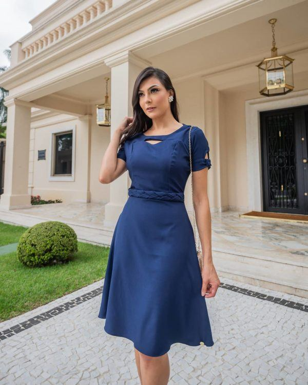 vestidos-de-comunion-para-madres-azul-instagram